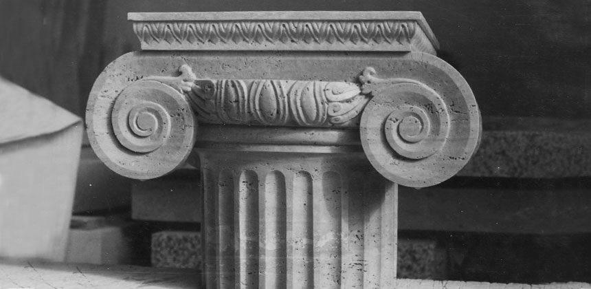 Capitello Ionico