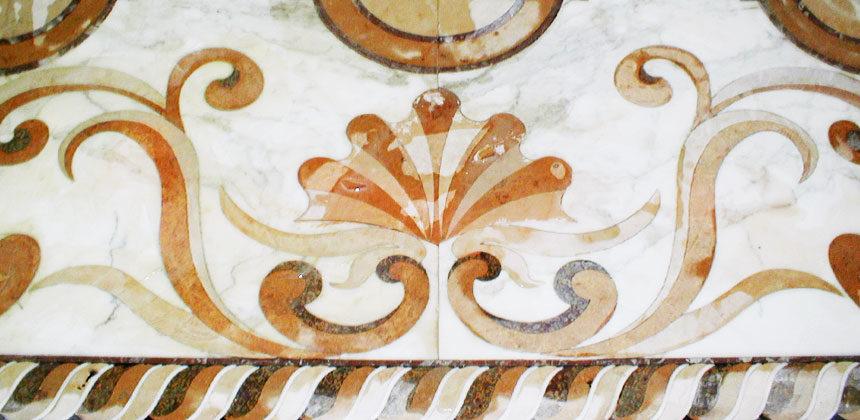 Tavolo Intarsi
